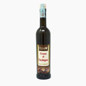 Liquore crema di Castagne